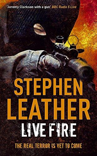 9780340921753: Live Fire (A Dan Shepherd Thriller)