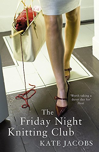 9780340922194: The Friday Night Knitting Club - A Novel