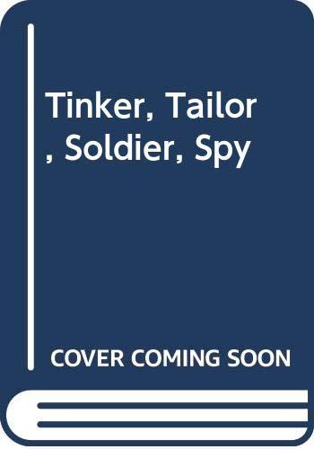9780340924280: Tinker Taylor Soldier Spy
