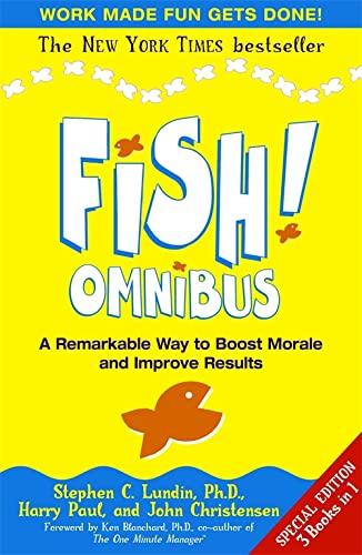 9780340924587: Fish! Omnibus