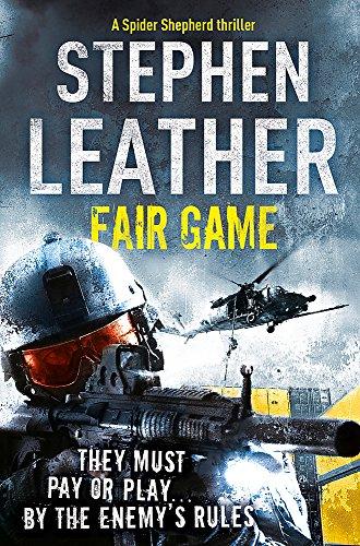 9780340924983: Fair Game (The 8th Spider Shepherd Thriller)