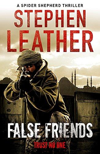 9780340925010: False Friends (A Dan Shepherd Mystery)