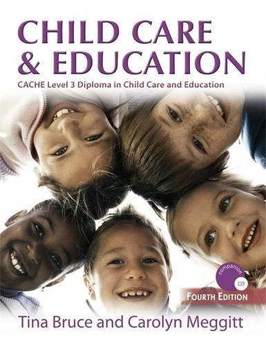 9780340925393: Child Care and Education, 4th Edition