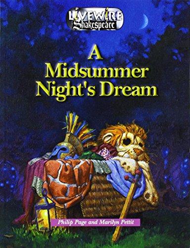 9780340925744: Livewire Shakespeare: A Midsummer Night's Dream