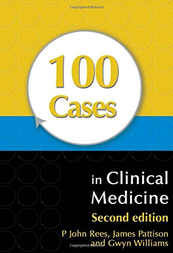 9780340926598: 100 Cases in Clinical Medicine, Second Edition