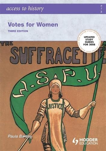 9780340926857: Access to History: Votes for Women Third Edition