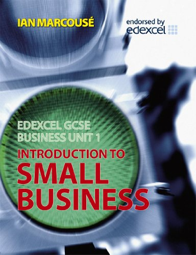 9780340926970: Edexcel GCSE Business: Unit 1: Introduction to Small Business