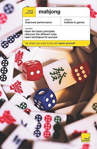 9780340927267: Teach Yourself Mahjong (Teach Yourself Sports & Games)
