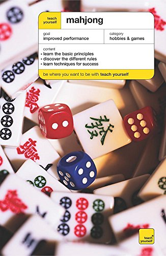 9780340927267: Teach Yourself Mahjong Third Edition (TYSG)