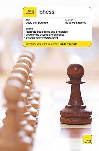 9780340927274: Teach Yourself Chess (Teach Yourself Sports & Games)