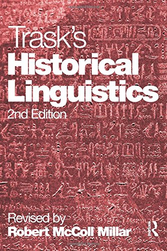9780340927656: Trask's Historical Linguistics