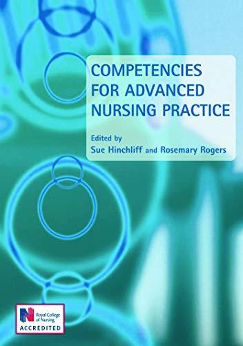 9780340927687: Competencies for Advanced Nursing Practice