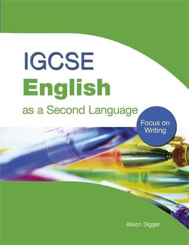 9780340928066: IGCSE. English as a second language. Focus on writing. Per gli Ist. Magistrali
