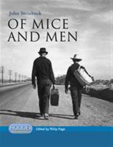 9780340928653: Of Mice and Men (Hodder Graphics)