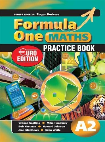 9780340928660: Formula One Maths Euro Edition Practice Book A2