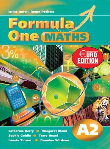 9780340928691: Formula One Maths Euro Edition Pupil's Book A2