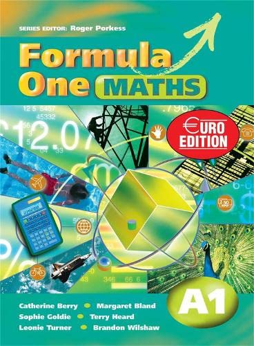 9780340928714: Formula One Maths Euro Edition Pupil's Book A1