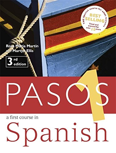 9780340929223: Pasos 1: A First Course in Spanish: Student Book