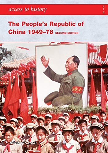 9780340929278: Access to History The People's Republic of China 1949-76 (Hodder Arnold Publication)
