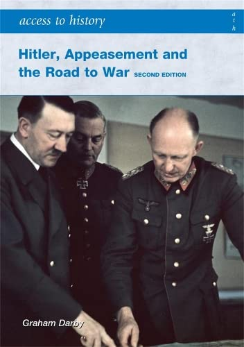 9780340929285: Hitler, Appeasement and the Road to War, 1933-41 (Access to History)