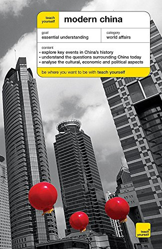 9780340929698: Teach Yourself Modern China (Teach Yourself - General)