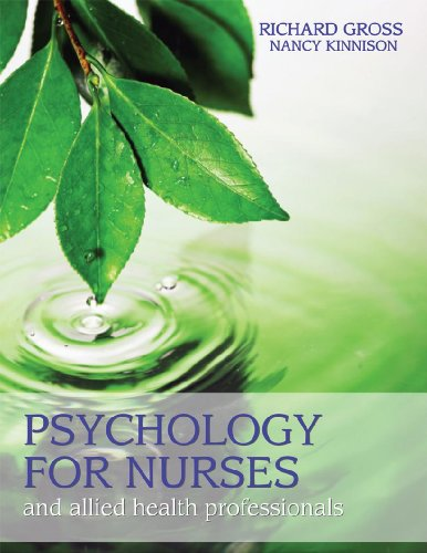 9780340930113: Psychology for Nurses and Allied Health Professionals: Applying Theory to Practice