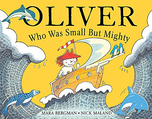 9780340930557: Oliver Who Was Small But Mighty