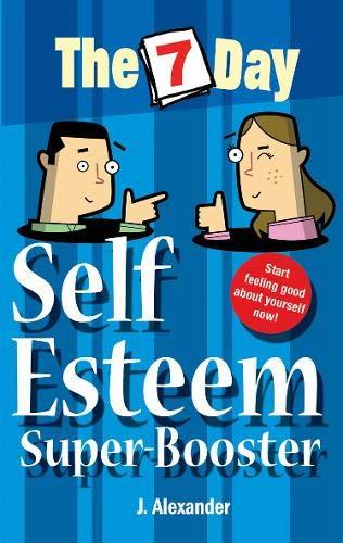 9780340930670: Seven Day Self Esteem Super Booster