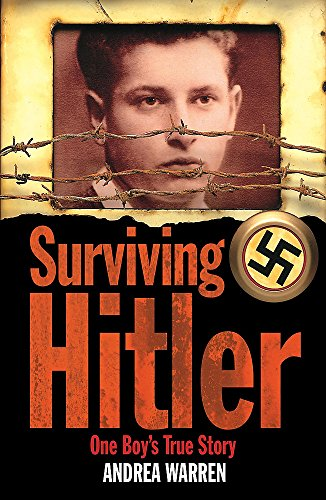 9780340930953: Literary Non-Fiction: Surviving Hitler