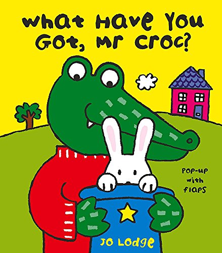9780340931165: What Have You Got Mr Croc?
