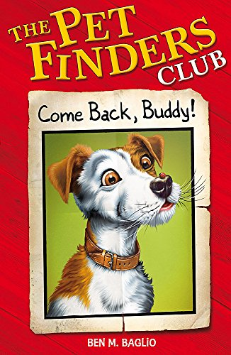 9780340931301: Come Back Buddy (Pet Finders Club)