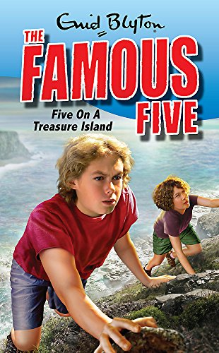 9780340931592: Five on a Treasure Island