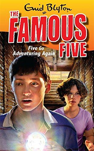 9780340931608: Five Go Adventuring Again (Famous Five)