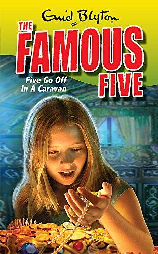 Five Go Off In A Caravan: Book: Blyton, Enid