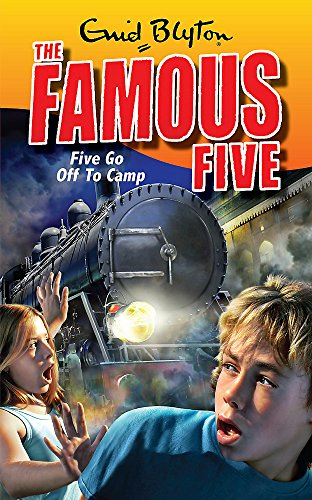 9780340931653: Five Go Off To Camp: Book 7 (Famous Five)