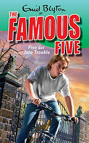 9780340931660: Five Get Into Trouble: Book 8 (Famous Five)