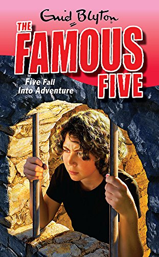 9780340931677: Five Fall into Adventure
