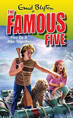 9780340931684: Five on a Hike Together