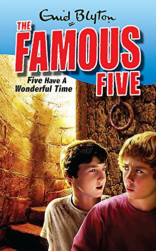 9780340931691: Five Have A Wonderful Time: Book 11 (Famous Five)