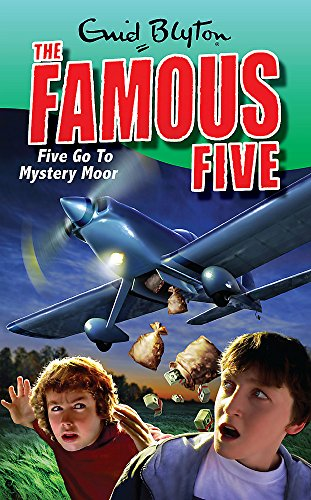 9780340931714: Five Go To Mystery Moor: Book 13 (Famous Five)