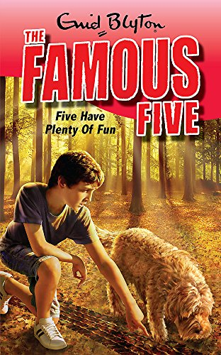 Five Have Plenty Of Fun: Book 14: Enid Blyton