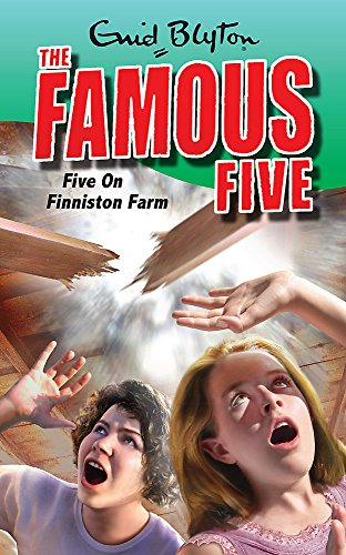 Five on Finniston Farm. Enid Blyton (Famous: Enid Blyton