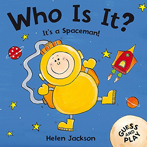 9780340931936: Who Is It? It's a Spaceman!