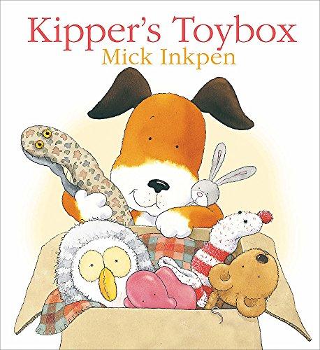 9780340932070: Kipper's Toybox