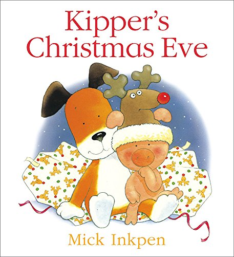 9780340932094: Kipper's Christmas Eve