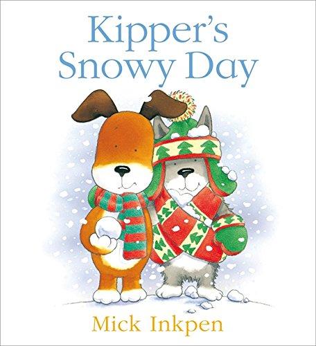 9780340932100: Kipper's Snowy Day