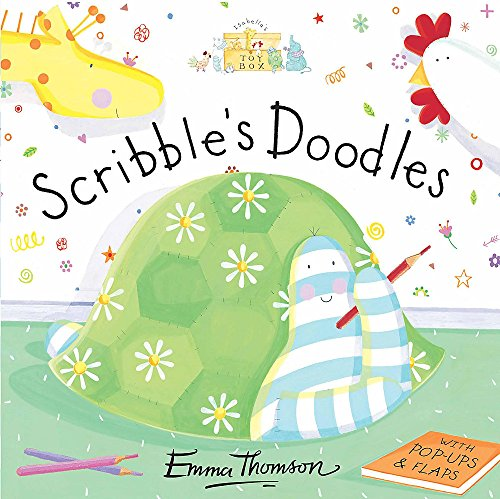 9780340932261: Scribble's Doodles (Isabella's Toy Box)