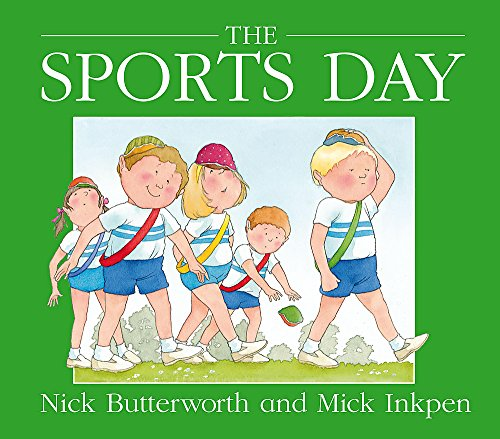 9780340932407: Sports Day