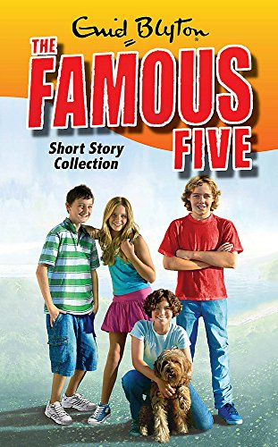9780340932490: The Famous Five Short Story Collection (Famous Five: Short Stories)