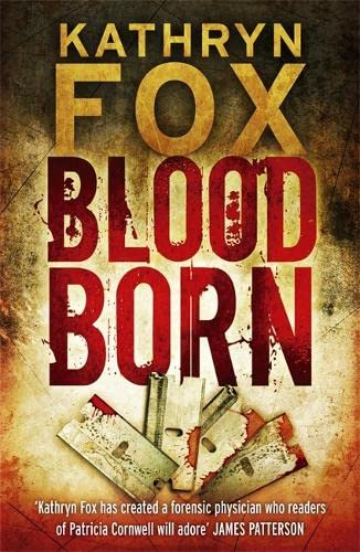 9780340933091: Blood Born (Anya Crichton)
